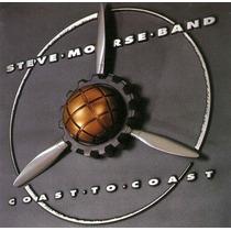 Cd: Steve Morse Band- Coast To Coast- Importado-usado-ótimo