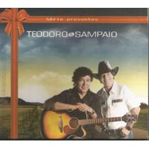 Cd - Teodoro & Sampaio - Grandes Sucessos - Lacrado