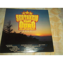 Lp Vinil Coletânea Sertanejo De Ouro Volume 3 1994