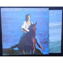 Carole King Thoroughbread - Lp Vinil + Encarte