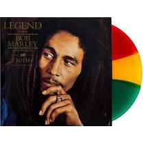 Lp Vinil Bob Marley Legend Duplo Colorido Lacrado Importado