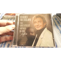 Cd Barry Manilow - The Greatest Songs Of The Fifties