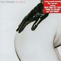 Cd The Strokes Is This It 2001 [eua] Novo Lacrado