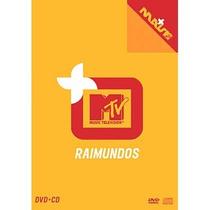 Dvd Raimundos Mtv Dvd + Cd Raro