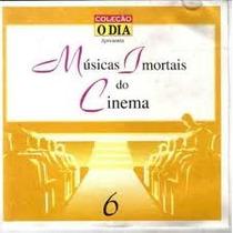 Cd Músicas Imortais Do Cinema Coleção O Dia Vol.6