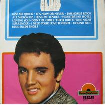 Elvis Presley - Lp Disco De Ouro - Kiss Me Quick - Rca 1977