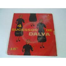 Compacto Duplo/4 Sucessos De Dalva/dalva De Oliveira