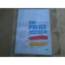 Dvd - The Police - Synchronicity Concert - Show Sensacional