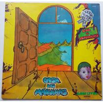 Lp Casa Das Maquinas - Lar De Maravilhas - 1975 - Capa Dupla