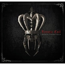 Lacuna Coil - Broken Crown Halo (cd Lacrado - Novo)