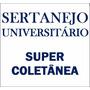 Sertanejo Universitário - 1790 No Pendrive 8 Gb
