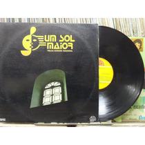 Um Sol Maior Trilha Sonora Nacional Da Novela Lp Gta 1977