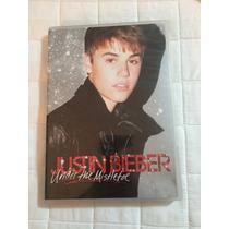 Cd E Dvd Justin Bieber Under The Mistletoe
