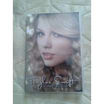 Dvd Taylor Swift The Videos Collection + Iheart Radio 3 Dvds