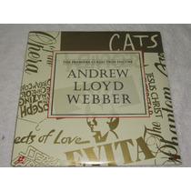 Laser Disc - Ld - Andrew Lloyd Webber - Música
