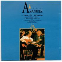 Cd Paco De Lucia - Concierto De Aranjuez = La Orquestra