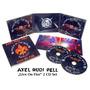 Axel Rudi Pell - Live On Fire [2cd] Dig Uk - Frete Gratis