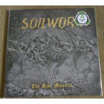 Soilwork The Ride Majestic 2 Lp In Flames Slayer Metallica