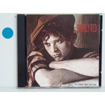 Cd - Simply Red - Picture Book - (nacional)