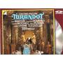 Box 2 Laser Discs - Turandot - The Metropolitan Opera