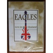 Dvd Eagles Live In New Zeland - Frete Grátis