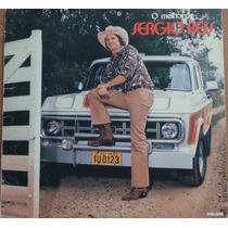 Lp (027) Sertanejo - Sergio Reis - O Melhor De