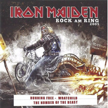 Cd Iron Maiden Rock Am Ring 2005 The Trooper Revelations...