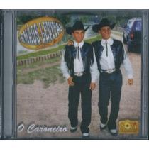 Cd Irmãos Levitas - O Caroneiro [bônus Playback]