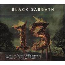 Black Sabbath - 13 - Deluxe Edition [2cd] Dig - Frete Gratis