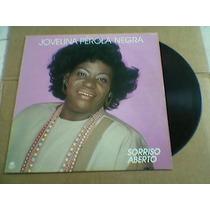 Lp Jovelina Pérola Negra - Sorriso Aberto - 1988