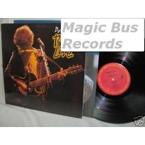 Bob Dylan Real Live Lp Disco Vinil Importado