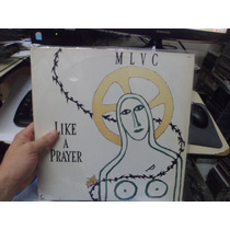 Lp Nacional Single - Madonna - Like A Prayer Remix
