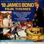 Cd 18 James Bond Film Themes / Frete Gratis