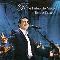Cd E Dvd Padre Fábio De Melo Scj: Eu E O Tempo Ao Vivo Ruah!