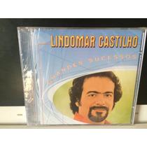 Lindomar Castilho, Cd Grandes Sucessos, Sony-2000 Lacrado