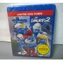 Blu Ray Os Smurfs 2 + Os Smurfs - 2 Em 1 Duplo Lacrado Novo