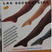 Ruy Rey - Ritmos Latinos - Las Secretárias - 1986 (lp)
