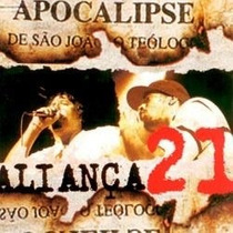 Cd Alianca 21 Apocalipse,raro