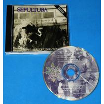 Sepultura - Refuse/resist - Cd - Brasil - 1994