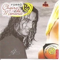 Cd Duplo - Vicente Nery - Forró Cheiro De Menina