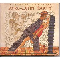 Cd - Afro Latin Party - Putumayo Presents - Importado