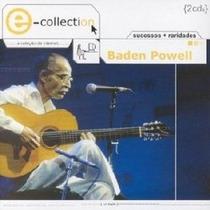 Cd Baden Powell - E-collection Sucessos E Raridades (usado /