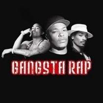 Cd: Gangsta Rap / Vários