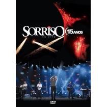 Dvd Sorriso Maroto - Ao Vivo /15 Anos (979964)