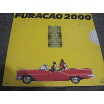 Lp Furacao 2000 Com Encarte Ano 1992,perfeito Estado!!!