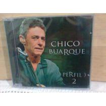Cd Chico Buarque @ Perfil 2 -lacrado- (frete Grátis)