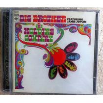 Cd Big Brother Janis Joplin + 4 Bonus Import Frete Grátis