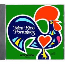Cd Novela Meu Rico Português Internacional 1975 Tupi