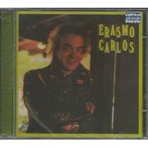 Cd Erasmo Carlos - Nação Dividida - 1985 - Edição De 2002