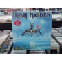 Lp - Iron Maiden - Seventh Son Of A Seventh Son - Imp - 180g